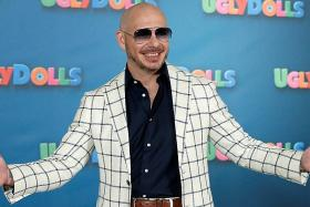 Pitbull takes on UglyDolls, bullying and self-acceptance