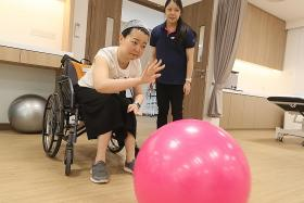 Second wellness centre for stroke survivors opens in Jurong Point
