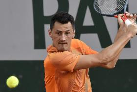 Nick Kyrgios right to hate clay: Bernard Tomic
