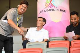 Raddy Avramovic back in Singapore, to be unveiled as Home coach soon