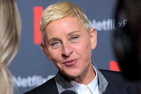 Ellen DeGeneres recounts sexual assault by stepfather