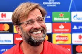 Liverpool manager Juergen Klopp has lost his last six finals.