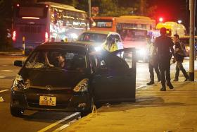 Man, 62, dies in Jurong East accident