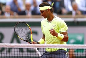 Rafael Nadal wins 12th French Open title