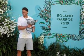 Rafael Nadal: Rising above doubts makes 12th French Open title special