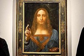Da Vinci painting is on Saudi Crown Prince's yacht: Report