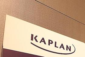 Kaplan courses suspended from WSQ for a year
