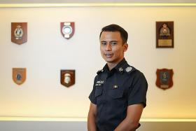 Cops commended  for their service