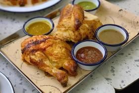 Go crazy for chicken at Chico Loco