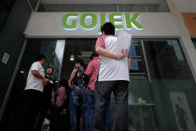 Gojek users can now pay for their rides via DBS PayLah!