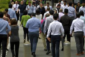 Retrenchments in Singapore up in the first quarter
