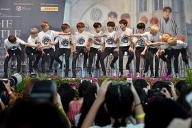 The Boyz want to get 'really sexy'