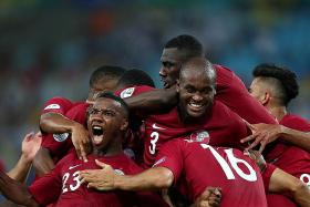 Qatar stage comeback to draw on Copa America debut