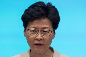 HK chief apologises, promises not to proceed with extradition Bill