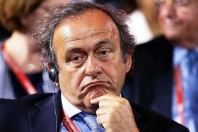 Former Uefa president Michel Platini held for questioning