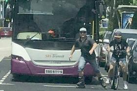 Incidents of in-line skaters on roads spark debate