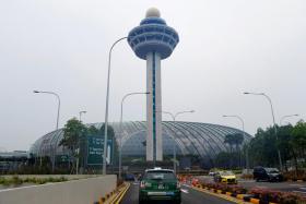 Drones at Changi Airport disrupt flights