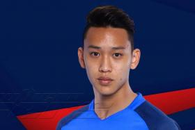 Dominic Tan, who lived in Bishan for 16 years and studied at the Singapore Sports School, made his debut for Malaysia against Nepal in a friendly on June 2.