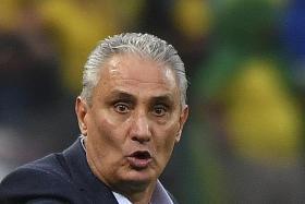 Tite praises creative and clinical Brazil against Peru