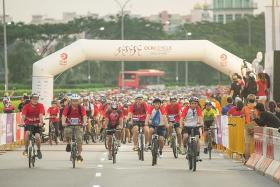 OCBC Cycle 2019 first to receive Eco Event certification