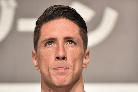 Fernando Torres to have swansong against Andres Iniesta, David Villa