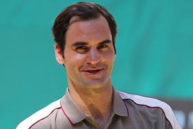 Roger Federer secured his 102nd career singles title with victory at Halle yesterday.