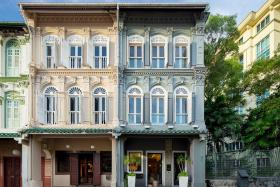 Shophouse in Club Street selling at $23m