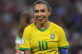 Marta issues heartfelt plea after Brazil's Women's World Cup exit
