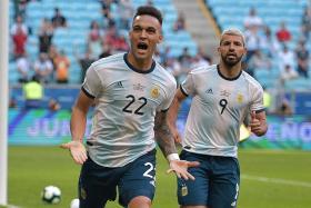 Lionel Messi: Qatar win a boost for Argentina