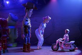 Toy Story 4 tops N. American box office with $160 million