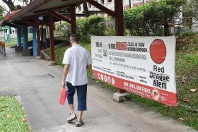 Sembawang GRC, NEA step up dengue fight