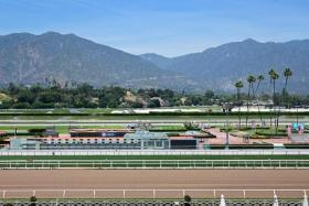 Hall of Fame trainer banned from Santa Anita