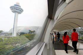 Concern over implications as CAAS investigates Changi drone intrusions