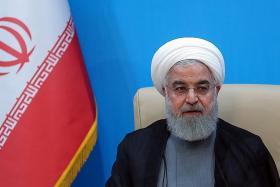 Latest US sanctions 'desperate': Rouhani