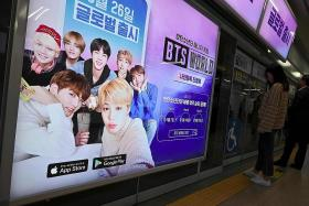 BTS fans get to manage their idols in new mobile game