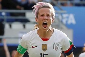 USA set up blockbuster with France in Women's World Cup