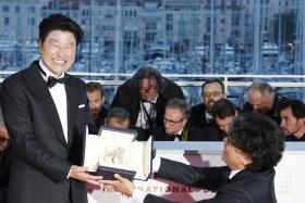 Bong and Song: The duo behind South Korea's Cannes winner