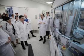 New centre to advance drug development