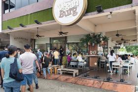 Singapore-based VeganBurg making waves in the US