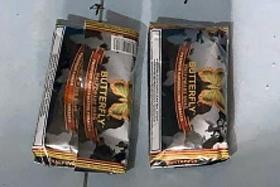 CNB nabs 2 suspects, seizes 1.2kg of 'mushroom'