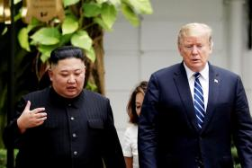 US, N. Korea in behind-the-scenes talks over third summit