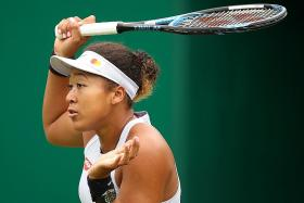 Pressure is off for Naomi Osaka, after she loses world No. 1 ranking