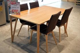 Furnish your home for under $1,800 with Harvey Norman factory sale
