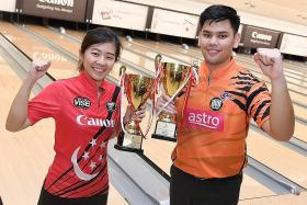 Patience pays off for Singapore bowler Bernice Lim