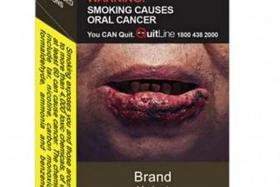 Cigarette packets to have standardised packaging