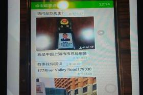 Chinese officials scam sees victims lose almost $5m from Jan to April