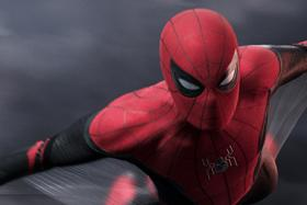 Spider-Man: He's 'strong and sticky' according to Far From Home