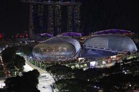 Red Bull boss Horner: Two-stop Singapore GP will add excitement