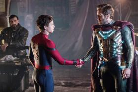 Spider-Man: Far From Home swings into top spot at US box office
