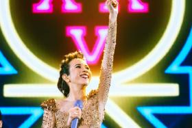 Karen Mok wants to bring Broadway musicals to China